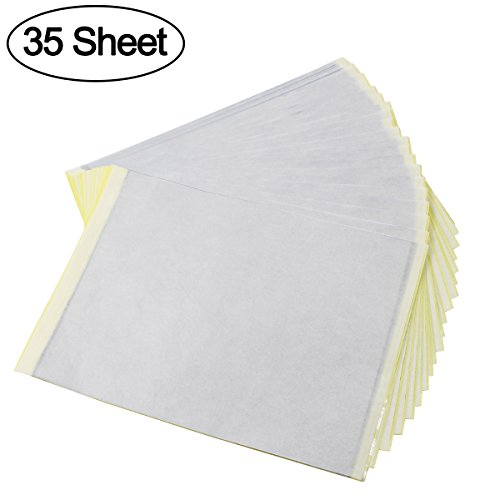 (Tattoo Transfer Paper, Qulable Approx. 35 Sheets Stencil Paper Copy Paper Tracing Paper with 4 Layers (A4 Size))