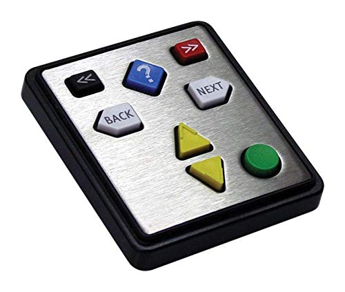 EZ08-222013 - Storm Interface Nav-Pad™ 8 Button, USB (EZ08-222013)