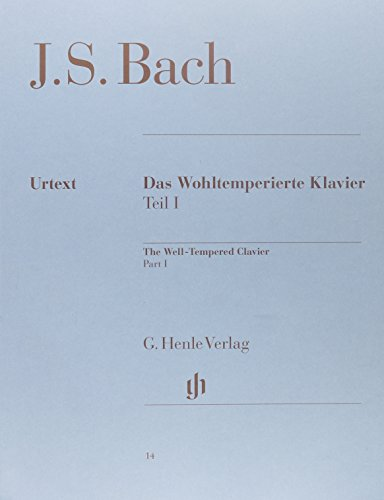 Hal Leonard Bach -The Well-Tempered Clavier - Revised Edition