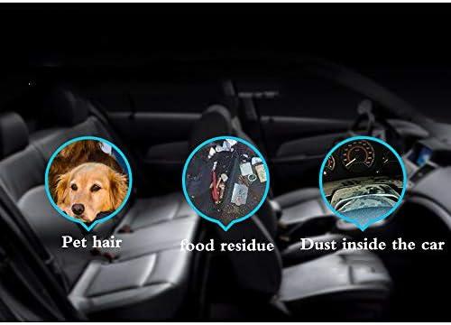 XHLLX Aspirateur De Voiture, Forte Aspiration Têtes De Brosse Multiples Toutes Les Voitures Peuvent Être Utilisées Être Applicable SUV/Voiture De Pont/Pick-Up