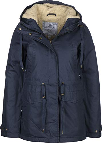Element Parka Parka Bleu Misty W Element W Misty wzBHrq7w