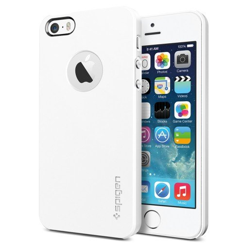 Apple iPhone 5/5S Spigen SGP Ultra Thin Air Case - Smooth...