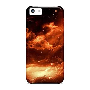 Premium Durable Alien World Fashion Iphone 5c Protective Cases Covers