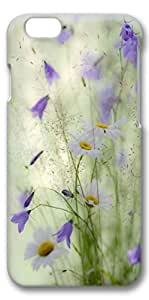 iPhone 6 Case, Custom Design Covers for iPhone 6 3D PC Case - Flower02