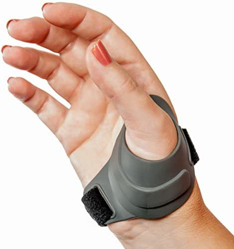 CMCcare Thumb Brace – Durable, Waterproof Brace for Thumb Arthritis Pain Relief, Left Hand, Size Medium
