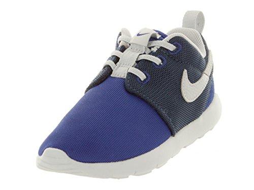 Nike Kids Roshe One Running Shoe Deep Royal Blue/Wolf Gray/Midnight Navy