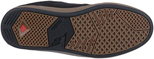 G6 Reynolds gum Emerica Black Skate Men Shoe qES57Tw
