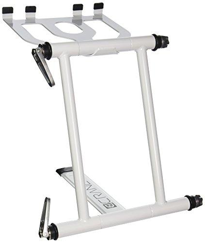 Crane Stand Plus Laptop Stand, White (CV3-STL-WHT) (Best Laptop For Traktor)