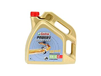 Castrol CASTROL Oil Grand Prix 10W-40, JUBI-EDITION - 4l: Amazon.es ...