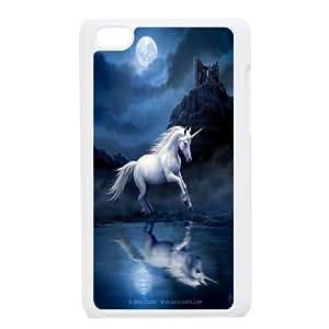 CHENGUOHONG Phone CaseAmazing Unicorn FOR IPod Touch 4th -PATTERN-20