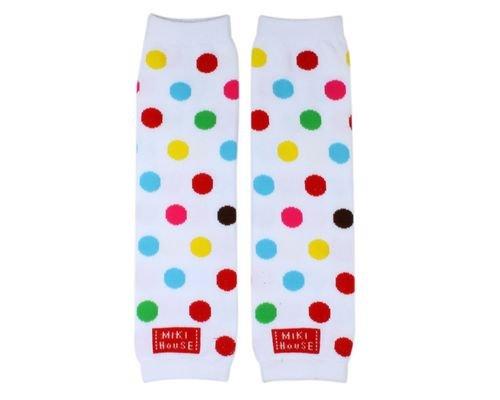 BONAMART Baby Leg warmers, Toddler Cartoon Cotton Boys Girls Tight Socks, Knitted Legging Leg Warmer Cute Cartoon Pattern -