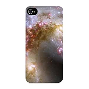 High-quality Diushoujuan Protection Case For ipod touch5(two Galaxies Collide) For New Year's Day's Gift