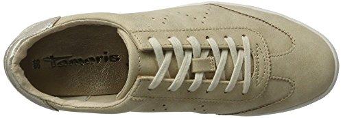 Tamaris Damen 23622 Sneakers Beige (SISAL 408)