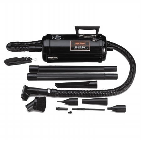 METROVAC VNB-83BA VAC N BLO 4.0 PEAK HP PORTABLE VACUUM CLEANER/BLOWER W/ ACCESSORIES by Metro Vacuum