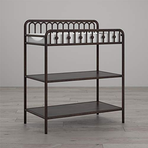 Little Seeds Monarch Hill Ivy Metal Changing Table, Bronze