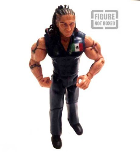 "WWF WWE Wrestling Classics Mexicools Psicosis 6"" Figure"