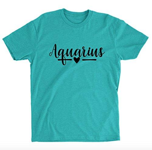 Aquarius Tahiti Blue Turquoise Unisex T-shirt