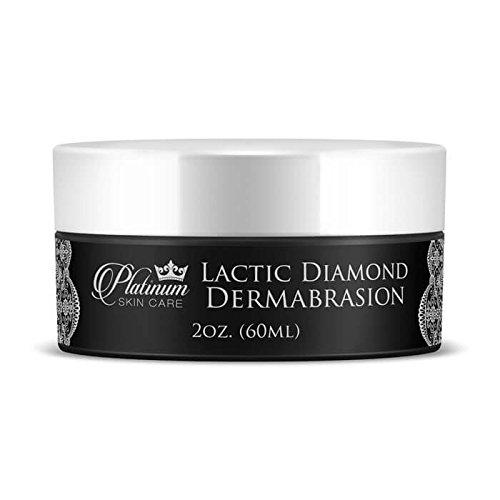 Diamond Dermabrasion Polishing Cream with Lactic acid by Platinum Skin Care