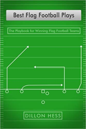 Best Flag Football Plays The Playbook For Winning Flag Football Teams Hess Dillon 9781522967200 Amazon Com Books