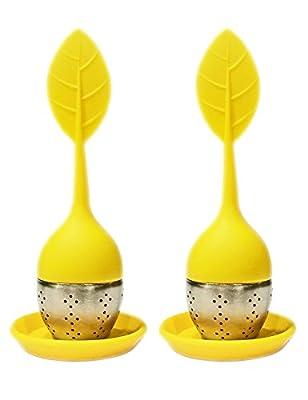 Chichic Silicone Tea Infuser Set