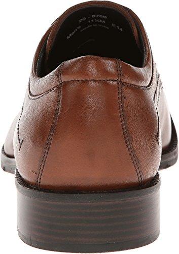 Johnston & Murphy Larsey Moc Lace Up Hombre Piel Zapato