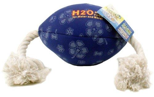 H2O Jr. Rope Football Dog Toys, My Pet Supplies