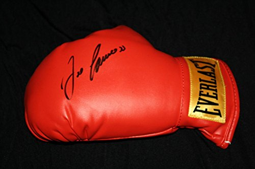 Jose Conseco signed boxing glove, Oakland Athletics, 40-40, 89 MVP, COA - Autographed Boxing Gloves