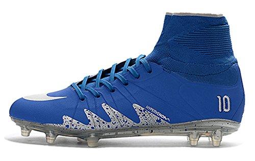 &Nike&-Soccer Hypervenom Phantom II FG Soccer Cleats (Nylon Boot Phantom)