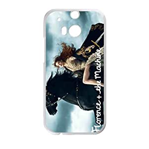 Happy florence and the machine Phone Case for HTC One M8