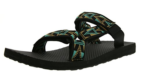 Teva Men's Universal Slide Mosaic Black 10 M 1010171