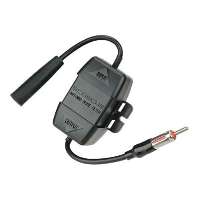 Scosche EF014F 10-Amp Noise Filter: Car Electronics