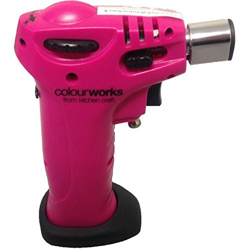 Colourworks Pink Blowtorch (Pack of 6)