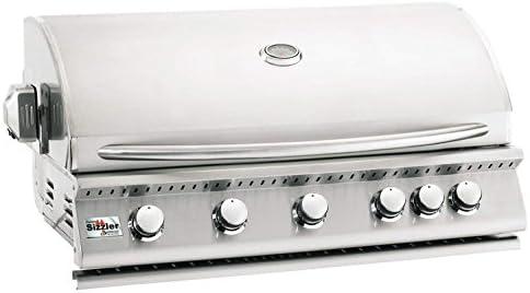 Summerset Sizzler Series Built-in Gas Grill SIZ40-LP , 40-inch, Propane