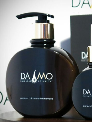 Damo Hair Loss Prevention and Regrowth Shampoo