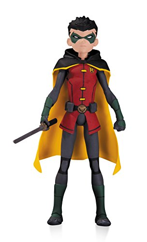 DC Collectibles DC Universe Animated Movies: Son of Batman: Robin Action -