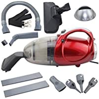 Crownish Wet and Dry Powerful Suction and Blower Function Vacuum Cleaner for Car and Home (Multicolour,Standard)