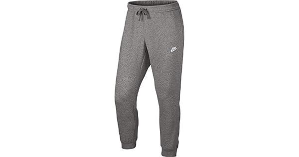 5bef66963 Calça Nike Sportswear Jogger Fleece Club - Masculina - Cores(cinza) Tamanho  Camiseta(gg)  Amazon.com.br  Amazon Moda