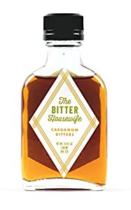 The Bitter Housewife Cardamom Cocktail Bitters