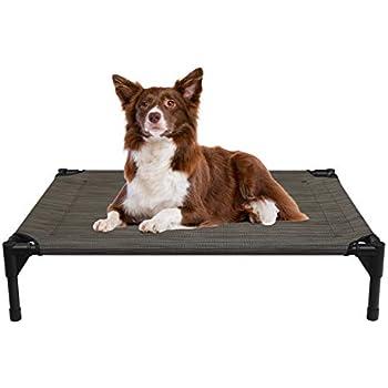 Amazon.com : Kuranda Almond PVC Chewproof Dog Bed - Small