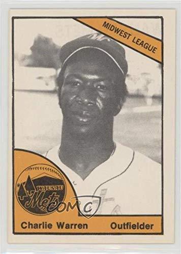 Charlie Warren (Baseball Card) 1977 TCMA Minor League - [Base] #0475]()