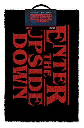 Stranger Things - Door/Floor Mat (Size: 24