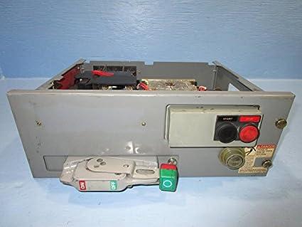 Square D Model 6 Size 1 6 30 Amp Fusible Compact Mcc Bucket 30a Mod