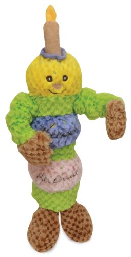 HuggleHounds Mr Birthday Dog Toy product image