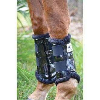 Lemieux Front Snug boots pro dressage Schooling Jumping Support Bottes