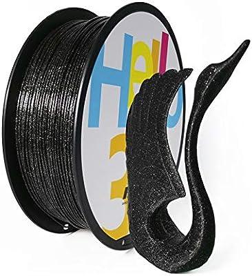 Hello3D PLA filamento para impresora 3D, filamento PLA de 1,75 mm ...