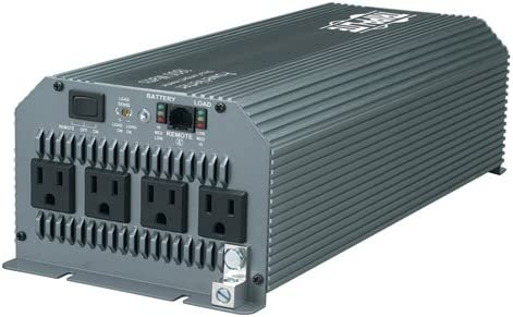 073089 DC to AC Power Inverter Tripp Lite PowerVerter Ultra-Compact PV1800HF 1800 Watt Category: Power Inverters