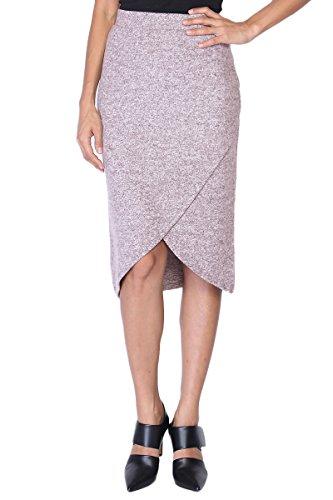 Petal Wrap Skirt - 2