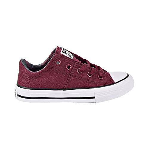 Burgundy Footwear - Converse Girls' Chuck Taylor All Star Madison Sneaker, Burgundy, 2 M US Little Kid