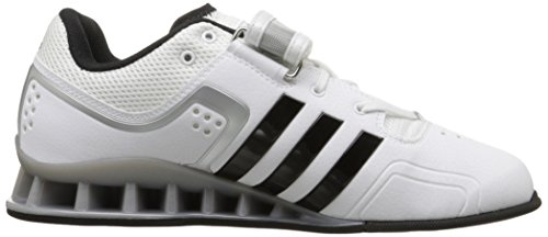 adidas Men's Adipower Weightlift Shoes White/Black/Tech Grey extremely online footaction for sale very cheap cheap sale ebay vK2s4GslD