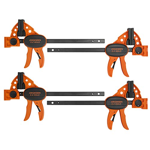 2 Pack Ratchet Bar Clamps Black Duck Brand Ratchet Bar 6 Clamp Converts to 12 Spreader